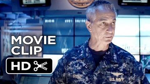 Godzilla Movie CLIP - MUTO (2014) - David Strathairn, Gareth Edwards Movie HD