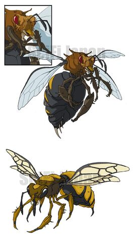 File:Mutant Bees and Queen (96).jpg