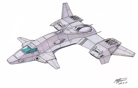 File:Concept Art - Godzilla vs. Megaguirus - Griffon 3.png