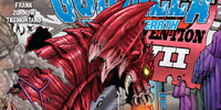 Godzilla: Rulers of Earth Issue 3