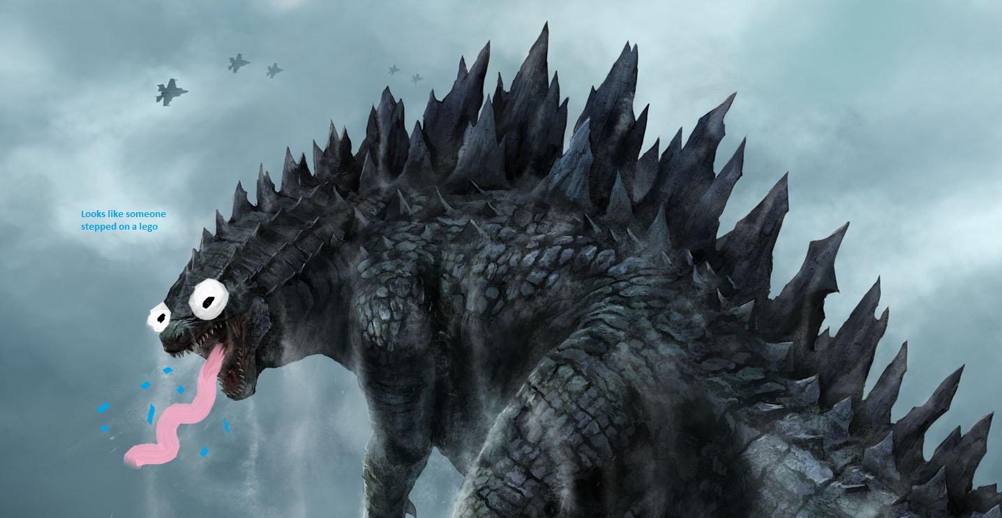 wallpaper godzilla monster dinosaur - photo #30