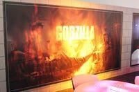 Godzilla 2014 New Poster