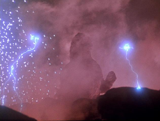 File:GVMTBFE - Godzilla Comes from the Fuji Volcano - 2.png