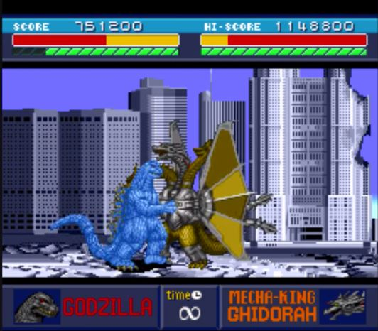 File:Godzilla performs his nuclear pulse on Mecha King Ghidorah5.jpg
