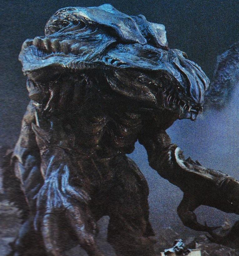 Godzilla Gegner
