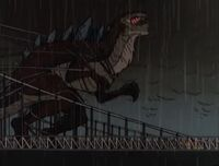 Godzilla The Series - Monsters - Zilla