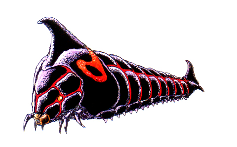 File:Concept Art - Godzilla vs. Mothra - Battra Larva 10.png