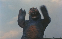 Greenman - Monsters - Yasugon in OP