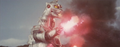 MechaGodzilla firing (almost) all his weapons