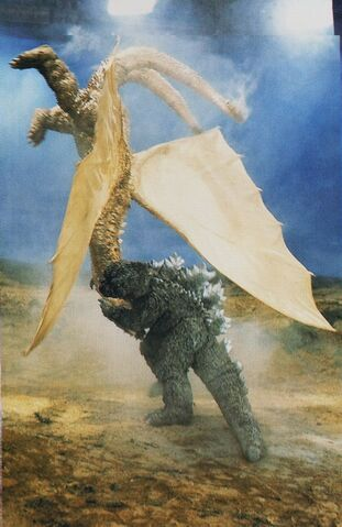 File:GVG - Godzilla About to Slam King Ghidorah into the Ground.jpg