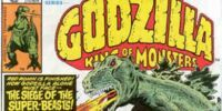 Godzilla, King of the Monsters (Marvel) Issue 14