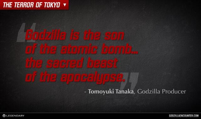File:GODZILLA ENCOUNTER - Quotes - Godzilla Son of the A-Bomb.jpg