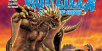Godzilla: Rulers of Earth Issue 5