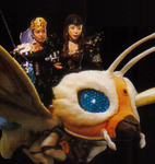 Fairy Mothra RaishuFairy Behind Scenes