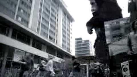 King Kong Commercial