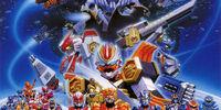 Super Fleet Sazer-X the Movie: Fight! Star Soldiers (Soundtrack)