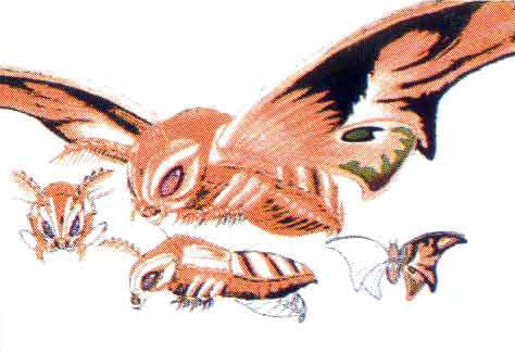 File:Concept Art - Rebirth of Mothra 3 - Mothra Leo 3.png