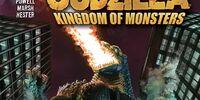 Godzilla: Kingdom of Monsters Issue 1