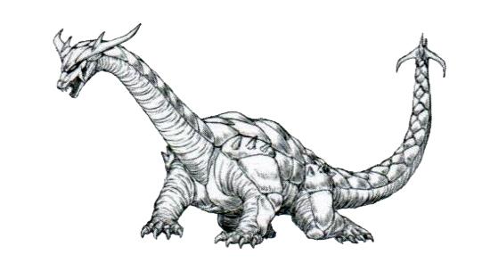 File:Concept Art - Godzilla vs. Destoroyah - Destoroyah 14.png