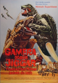 Gamera - 5 - vs Jiger - 99999 - 5 - Gamera vs Jiger German Poster by Frankenstein