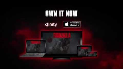 Godzilla - TV Spot 4 - Available Now on Digital HD