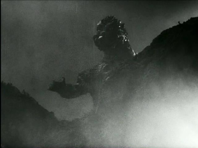 File:Gojira - Godzilla spies Serizawa in Tokyo Bay.png
