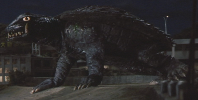 File:Gamera - 5 - vs Jiger - 34 - Gamera.png