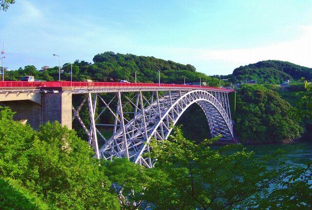 File:Saikai Bridge.jpg