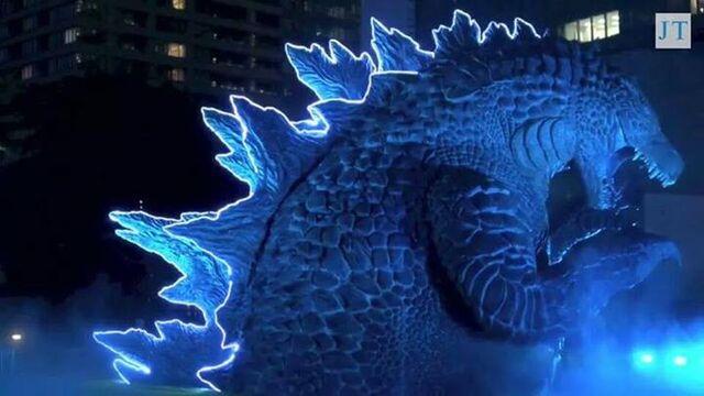 File:LegendaryGoji Statue In A Tokyo Park 8.jpg