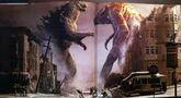 Concept art - Godzilla 2014 - Godzilla vs. MUTO 3