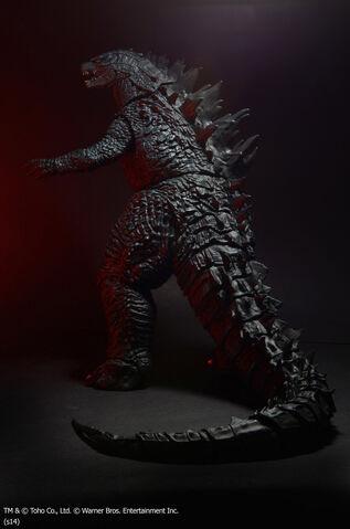File:NECA Godzilla (12-inch) 14.jpg
