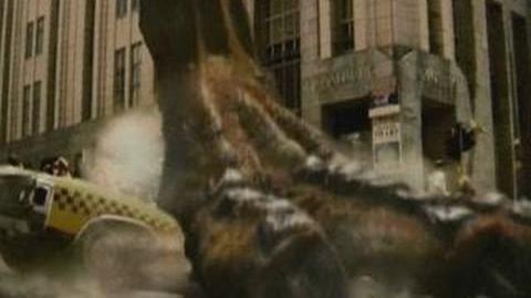 A crush on Godzilla