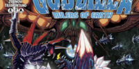 Godzilla: Rulers of Earth Issue 17