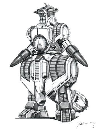 File:Concept Art - Godzilla vs. SpaceGodzilla - MOGUERA 5.png