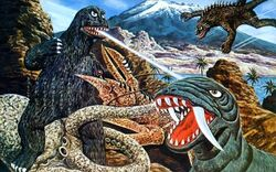 Destroy All Monsters Original Draft