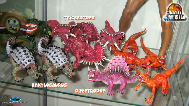 File:Godzilla doom island dinosaurs prototypes .jpeg