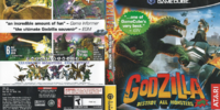 Godzilla: Destroy All Monsters Melee/Gallery