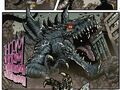 Zilla in Rulers of Earth 25