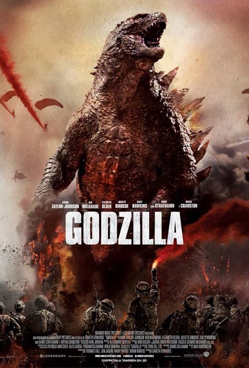 Godzilla (2014) BDRip BluRay 720p Torrent Dublado