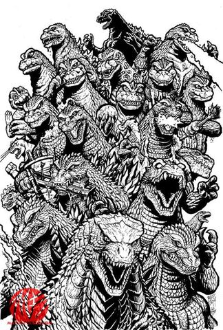 File:60 Years of Godzilla by Matt Frank.jpg