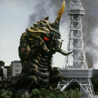 Kaiju Guide Battra Larva