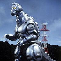 Kaiju Guide MechaGodzilla UX-02-93