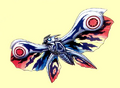 Concept Art - Rebirth of Mothra 3 - Armor Mothra 5