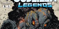 Godzilla: Legends Issue 4