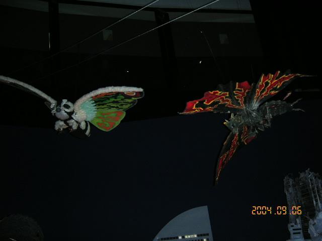 File:Mothra Leo and Battra in 2004.jpg