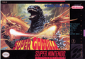 Super godzilla us box art