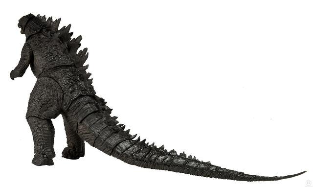 File:NECA Godzilla 2014 12-Inch Painted 4.jpg