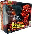 SH MonsterArts Comic-Con Explosion Godzilla Box