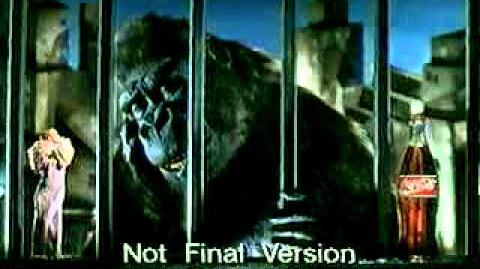 The Choice - King Kong - Coca Cola Commercial - 1995