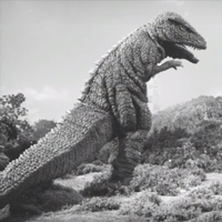 Kaiju Guide Gorosaurus